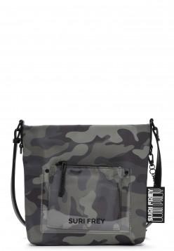 SURI FREY Umhängetasche SURI Black Label Tessy  Grün 16050989 oliv-camouflage 989