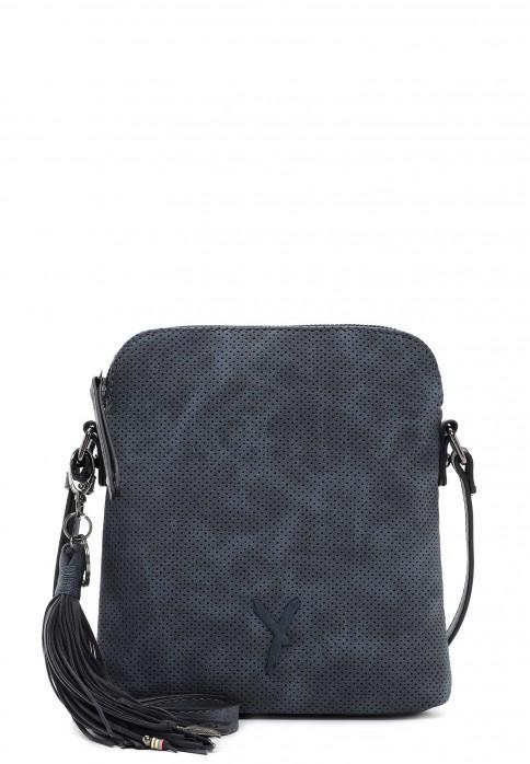 SURI FREY Handtasche mit Reißverschluss Romy mittel Blau 11580500 blue 500