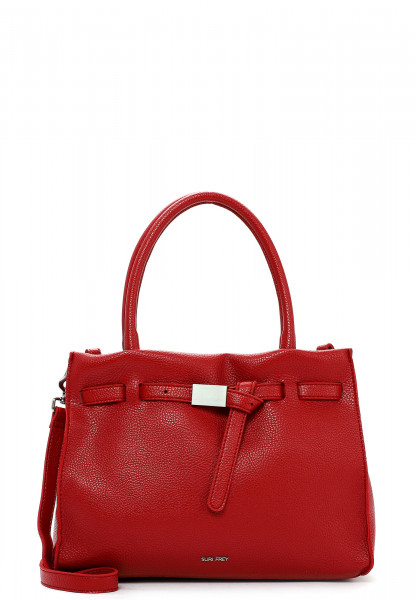 SURI FREY Shopper Sindy groß Rot 12582600 red 600
