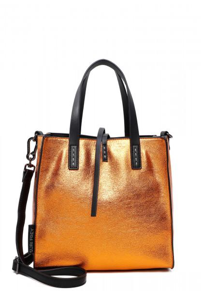 SURI FREY Shopper SURI Black Label Wendy mittel Orange 16070610 orange 610