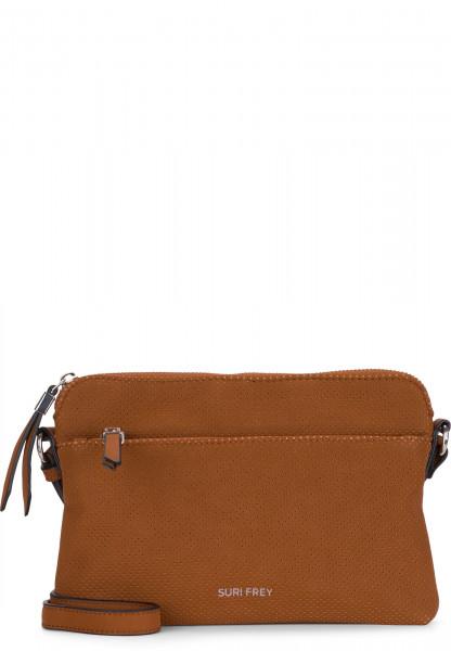 SURI FREY Handtasche mit Reißverschluss Romy Hetty Braun 12181700 cognac 700