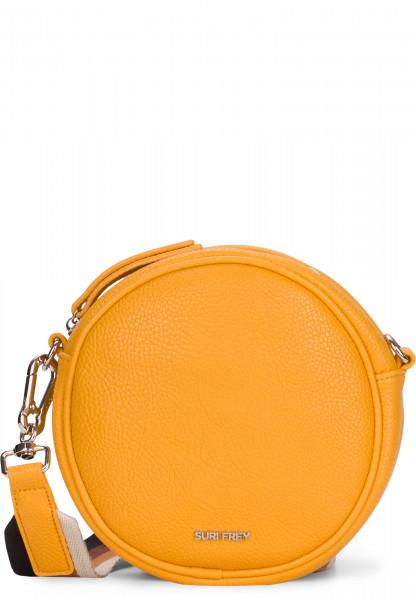 SURI FREY Handtasche mit Reißverschluss Bessy klein Gelb 12380460 yellow 460