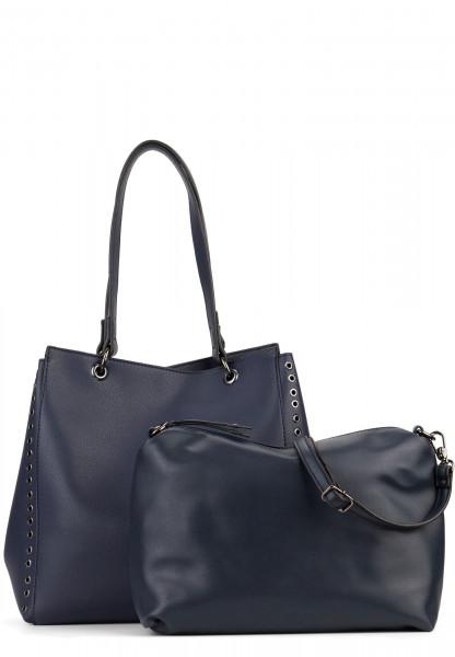 SURI FREY Shopper Krissy Blau 11962500 blue 500