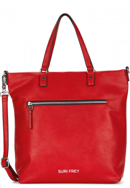 SURI FREY Shopper Terry groß Rot 12304600 red 600