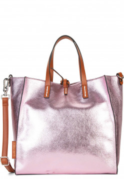 SURI FREY Shopper SURI Black Label Gracy mittel Pink 16031650 rose 650