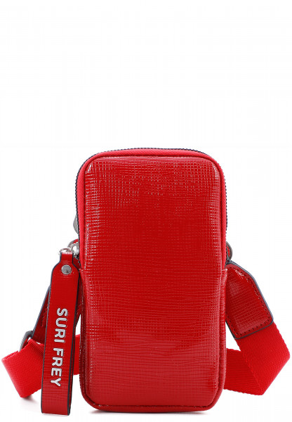 SURI FREY Handyetui Hanny  Rot 12546600 red 600