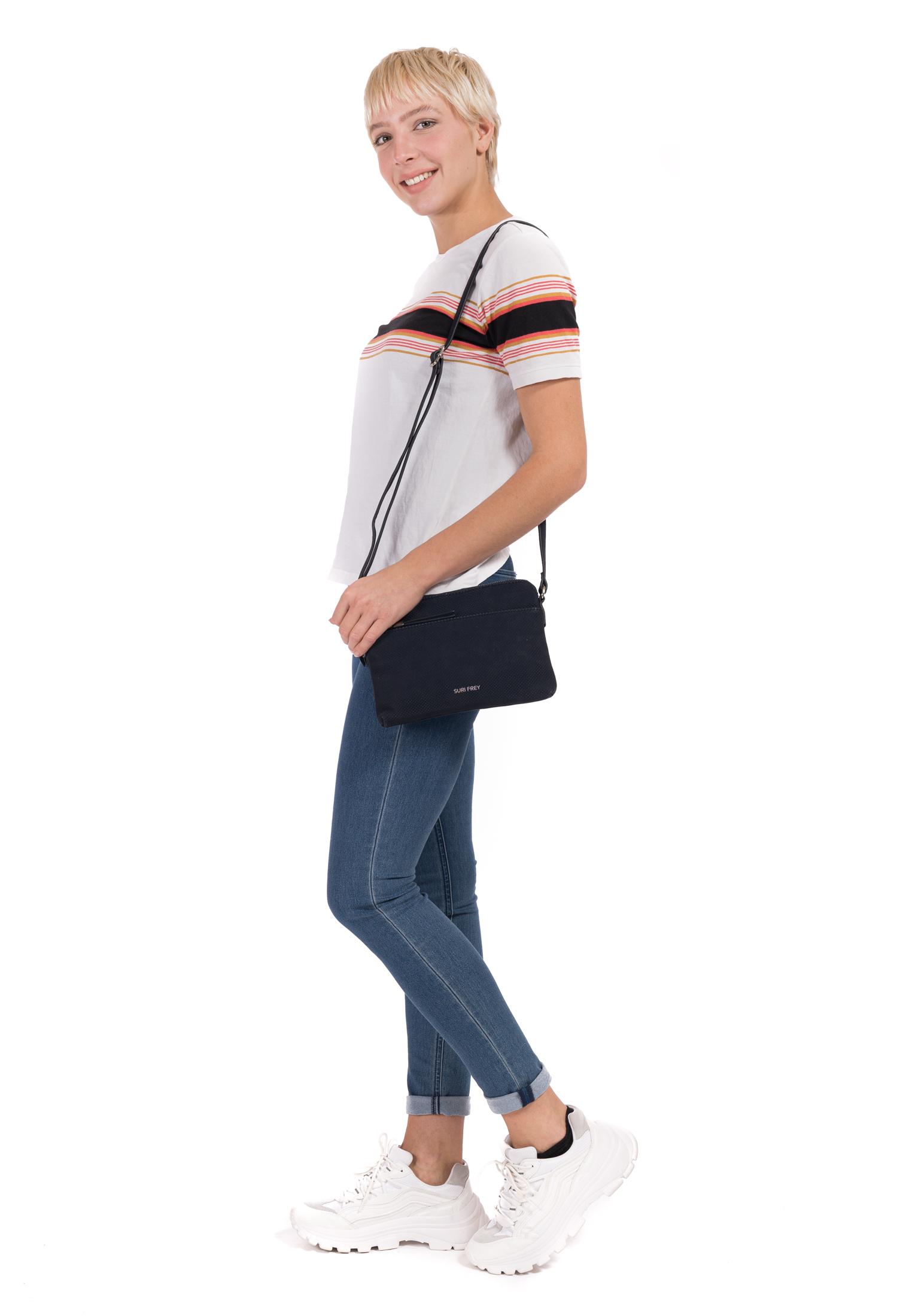 Handtasche mit Reißverschluss Romy Hetty