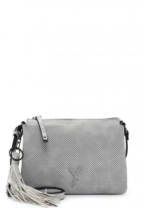 SURI FREY Handtasche mit Reißverschluss Romy klein Grau 11584800 grey 800