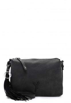 SURI FREY Handtasche mit Reißverschluss Romy klein Schwarz 11584100 black 100