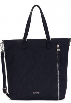 SURI FREY Shopper Romy Hetty groß Blau 12186500 blue 500