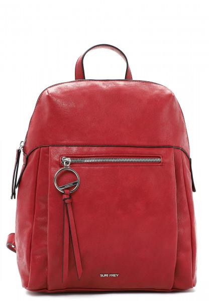 SURI FREY Rucksack Luzy groß Rot 12646600 red 600