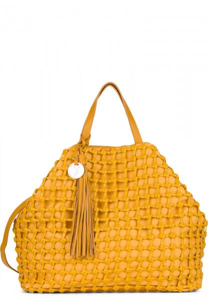 SURI FREY Shopper Cally groß Gelb 12393460 yellow 460