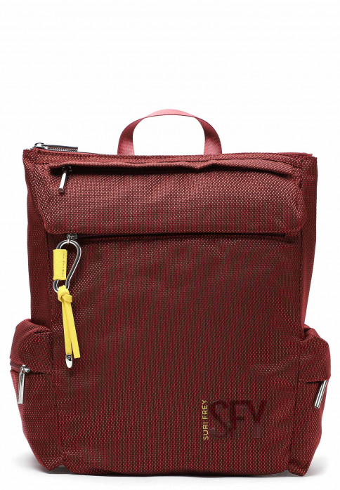 SURI FREY Rucksack SURI Sports Marry groß Rot 18015600 red 600