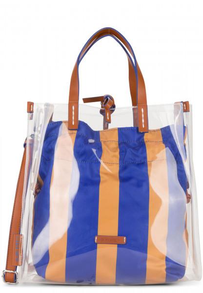 SURI FREY Shopper SURI Black Label Gracy mittel Blau 16030550 royal 550