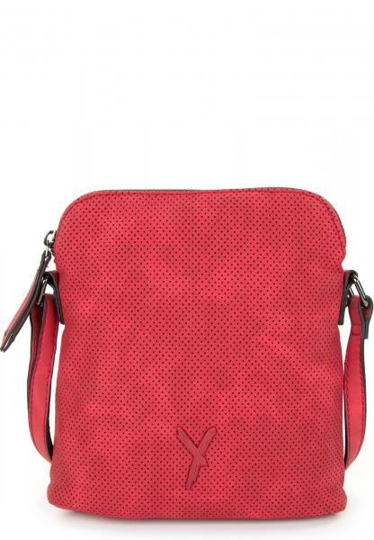 SURI FREY Handtasche mit Reißverschluss Romy mittel Rot 11580600 red 600