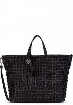 SURI FREY Shopper Cally groß Schwarz 12393100 black 100