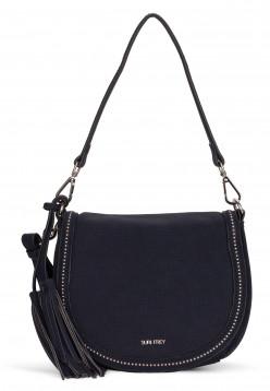 SURI FREY Handtasche mit Überschlag Romy Lony mittel Blau 12203500 blue 500