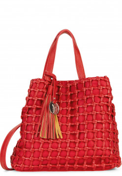 SURI FREY Shopper Cally mittel Rot 12392600 red 600