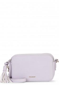 SURI FREY Handtasche mit Reißverschluss Patsy klein Lila 12270621 lightlilac 621