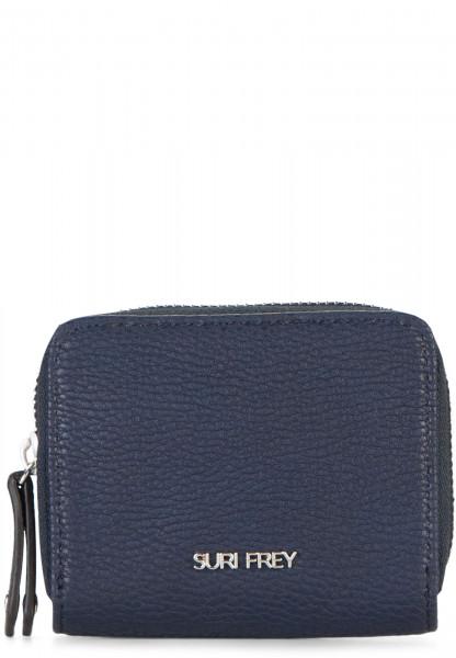 SURI FREY Geldbörse mit Reißverschluss Patsy Blau 12275500 blue 500