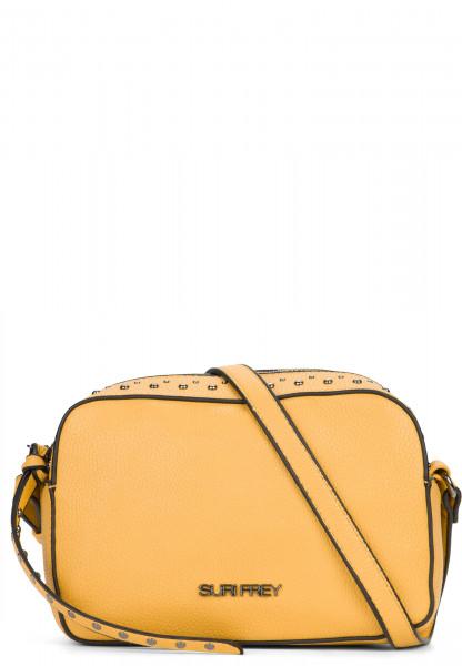 SURI FREY Handtasche mit Reißverschluss Karny Gelb 12050460 yellow 460