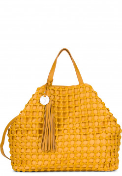 SURI FREY Shopper Cally groß Gelb 12393460 yellow 460