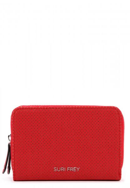 SURI FREY Geldbörse mit Reißverschluss Romy Hetty Rot 12192600 red 600