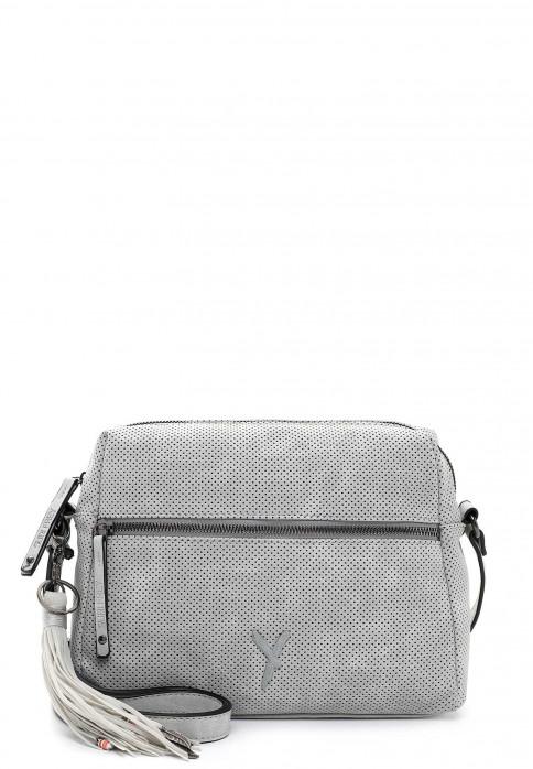 SURI FREY Handtasche mit Reißverschluss Romy mittel Grau 11583800 grey 800