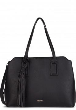 SURI FREY Shopper Patsy mittel Schwarz 12274100 black 100