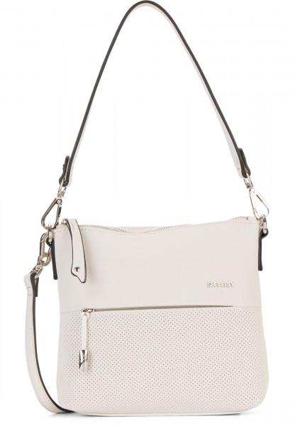 SURI FREY Handtasche mit Reißverschluss Romy Bevvy klein Grau 12170320 ecru 320