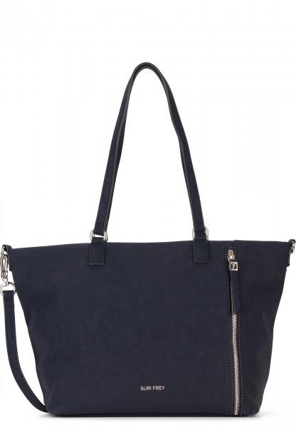SURI FREY Shopper Romy Hetty mittel Blau 12185500 blue 500