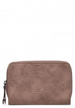 SURI FREY Geldbörse mit Reißverschluss Bonny Braun 11947900 taupe 900