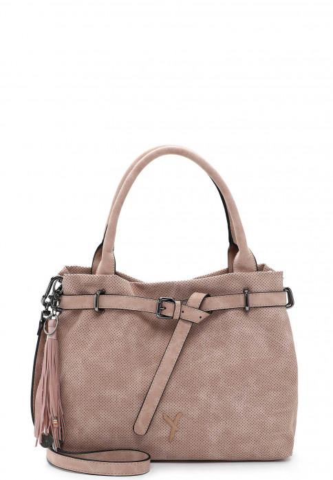 SURI FREY Shopper Romy mittel Pink 11595640 powder 640