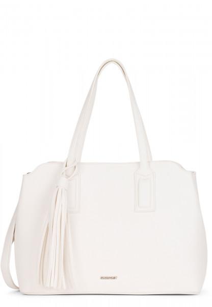 SURI FREY Shopper Patsy mittel Weiß 12274300 white 300