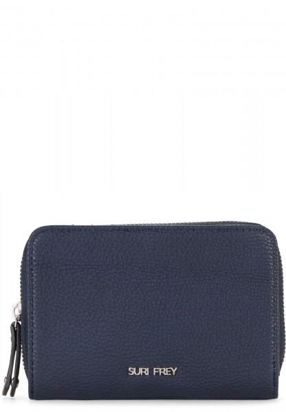 SURI FREY Geldbörse mit Reißverschluss Patsy Blau 12277500 blue 500