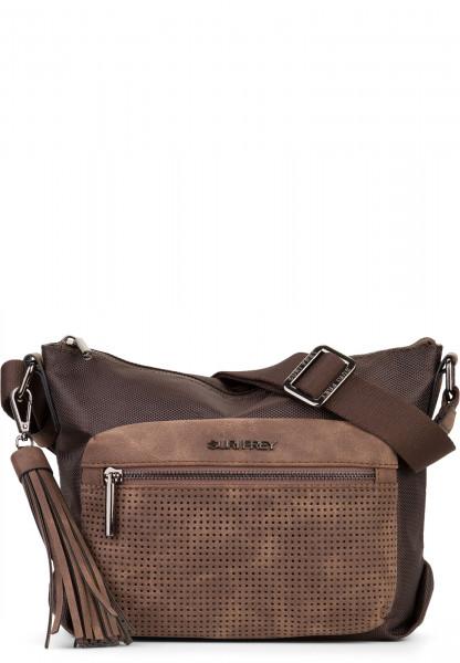 Handtasche mit Reißverschluss Daggy