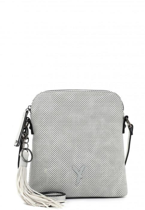 SURI FREY Handtasche mit Reißverschluss Romy mittel Grau 11580800 grey 800