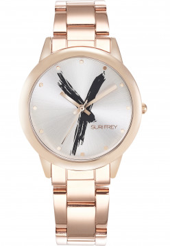 SURI FREY Damenuhr Betty Rosegold 6015-2700 rose gold