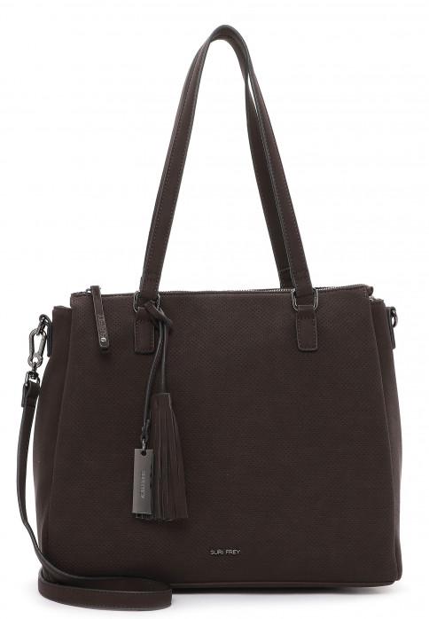 SURI FREY Shopper Romy-Mia groß Braun 12474200 brown 200
