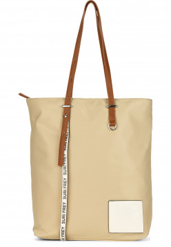 SURI FREY Shopper SURI Black Label FIVE groß Beige 16022420 sand 420