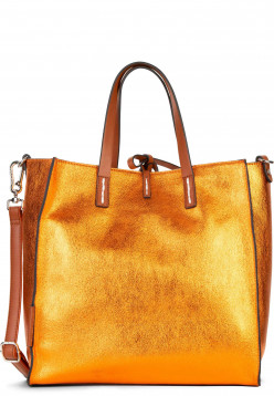 SURI FREY Shopper SURI Black Label Gracy mittel Orange 16031610 orange 610