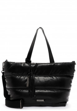 SURI FREY Shopper SURI Black Label Shelley groß Schwarz 16043100 black 100