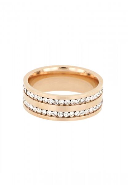 SURI FREY Ring Macy Rosegold RI11058-17 17