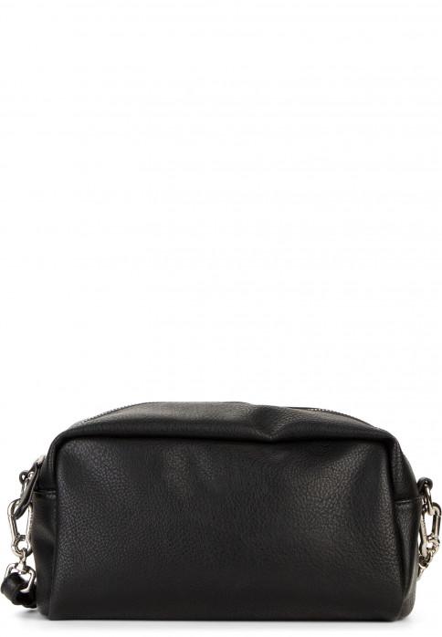 SURI FREY Handtasche mit Reißverschluss Terry mittel Schwarz 12300100 black 100