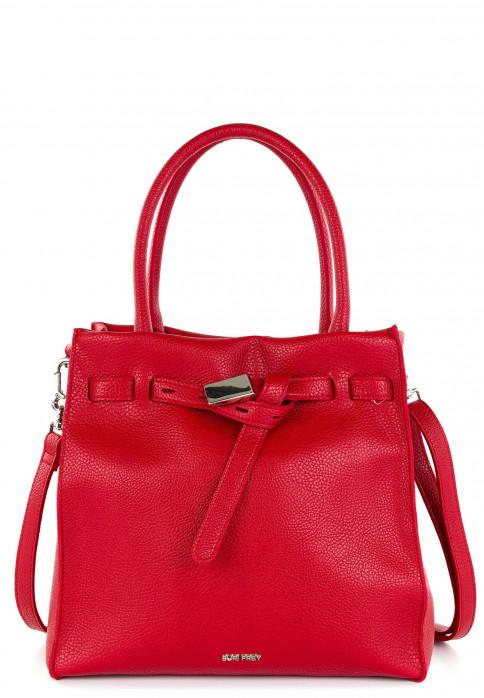 SURI FREY Shopper Sindy mittel Rot 12581600 red 600