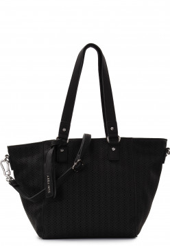 SURI FREY Shopper Anny mittel Schwarz 11654100 black 100
