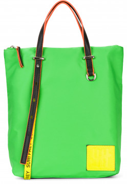 SURI FREY Rucksack SURI Black Label FIVE klein Grün 16003974 green/yellow 974
