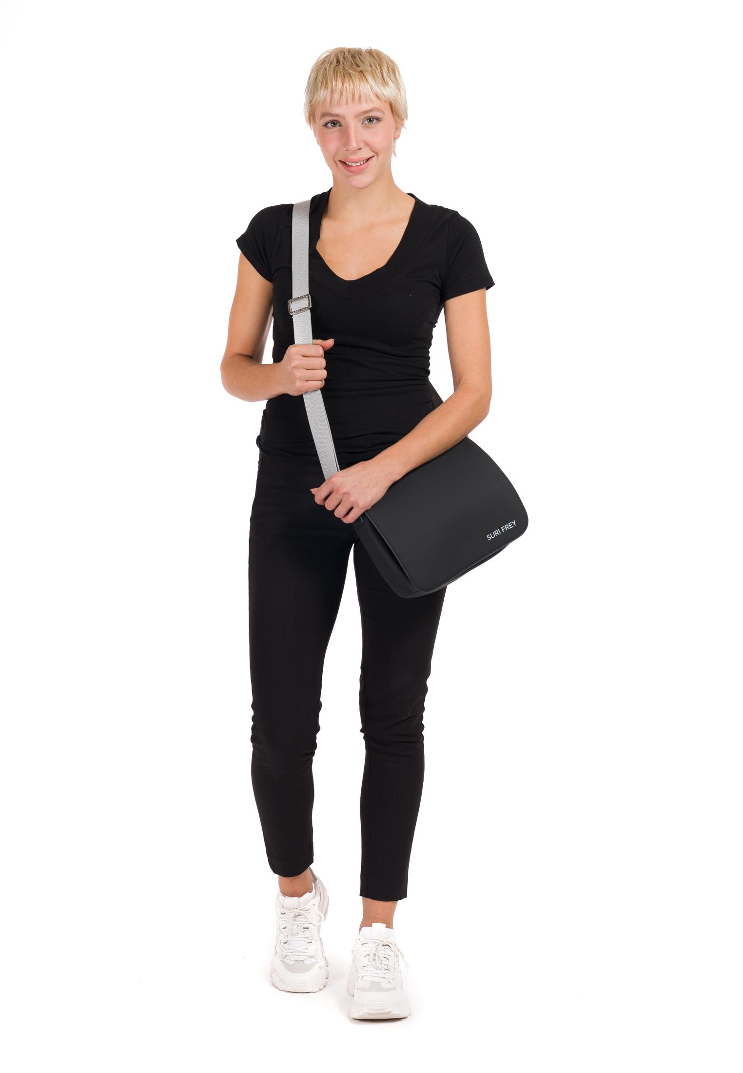 Handtasche mit Überschlag SURI Sports Jessy klein