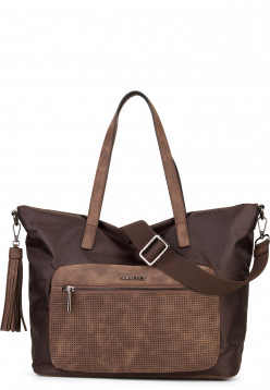 SURI FREY Shopper Daggy Braun 11973200 brown 200