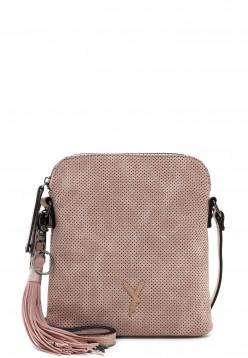 Handtasche mit Reißverschluss Romy No.1 mittel
